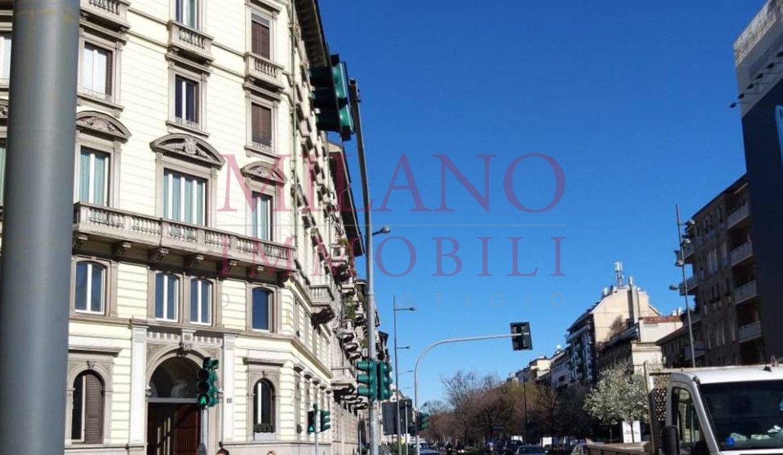 Corso Monforte – Negozio/show room