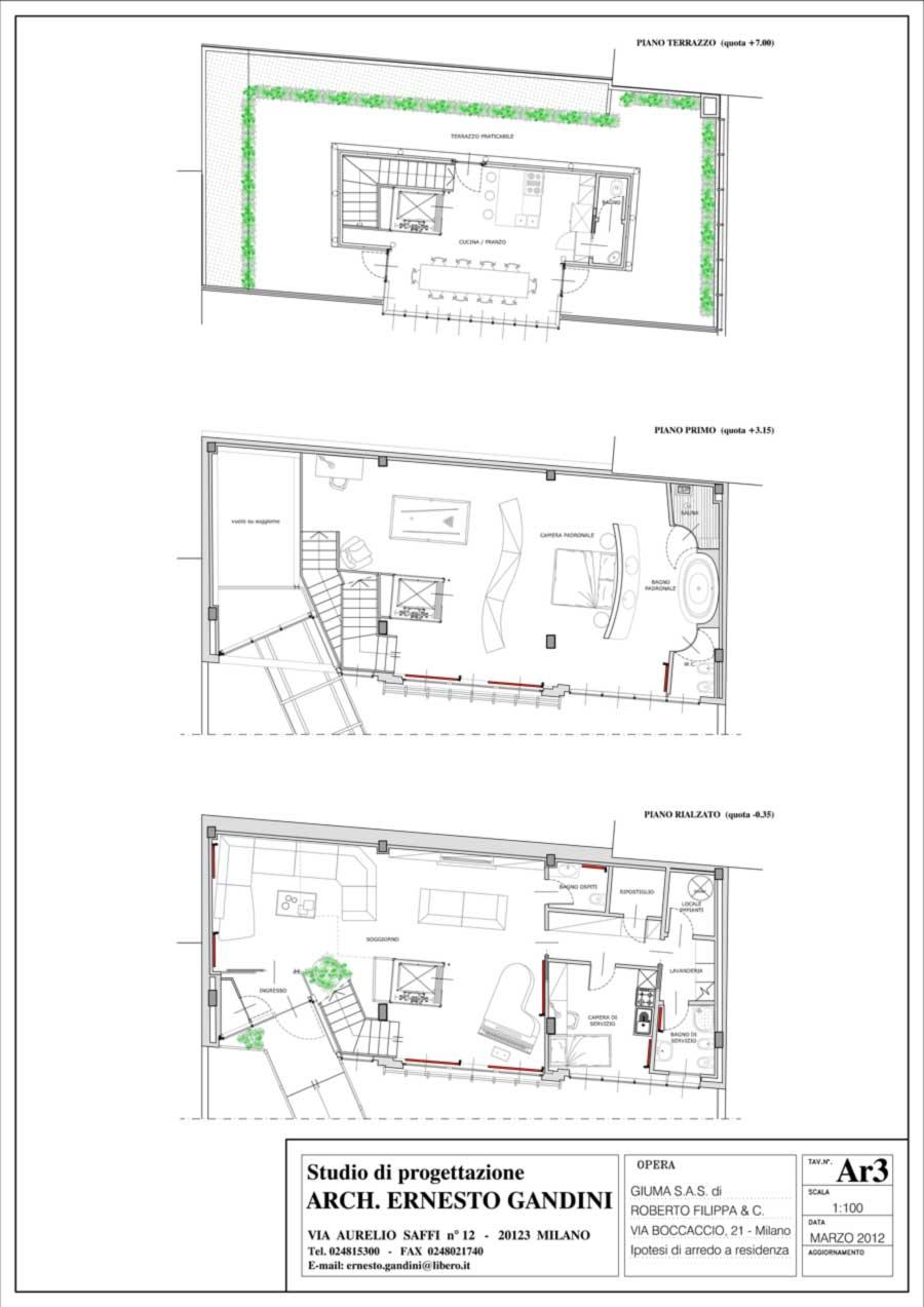 Ipotesi Residenza 2