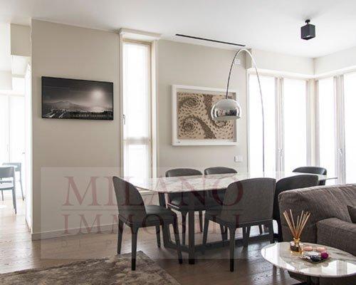 MILANO VIA LEOPARDI – Appartamento arredato