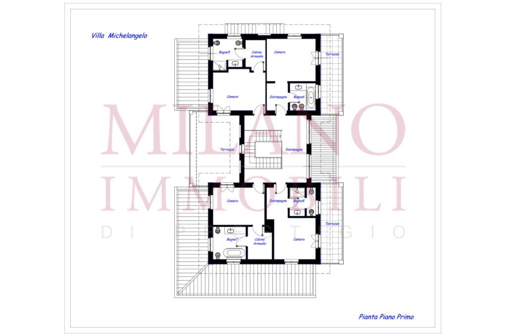 villa-michelangelo-plan-primo-piano