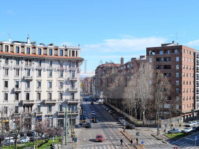Piazza Caiazzo – Panoramico Quadrilocale