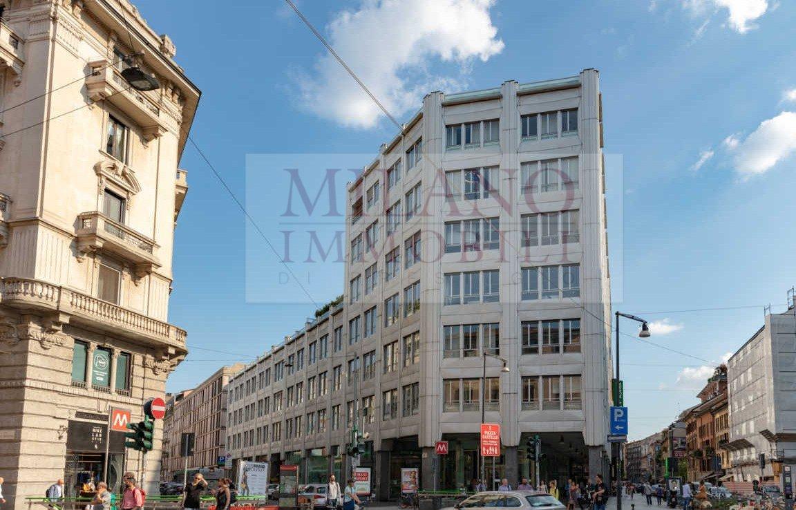 Corso Garibaldi – elegante ufficio