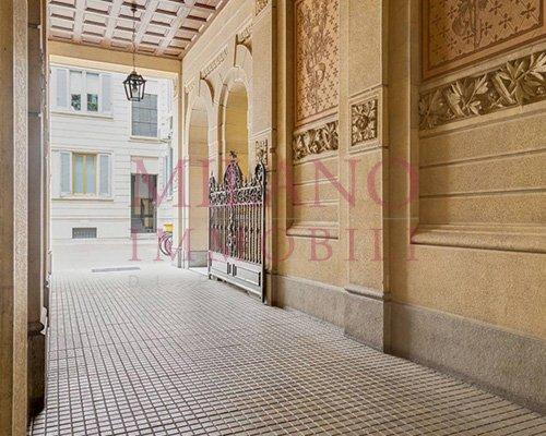 Corso Monforte, Tricolore – Trilocale ristrutturato