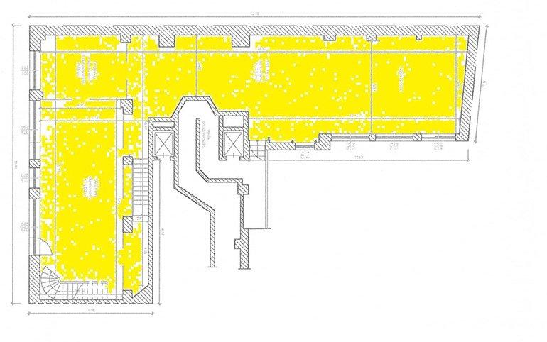 Planimetria Piano Rialzato